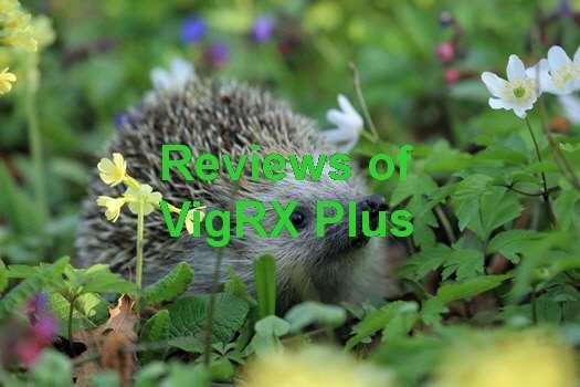 VigRX Plus Funciona Efectos Secundarios