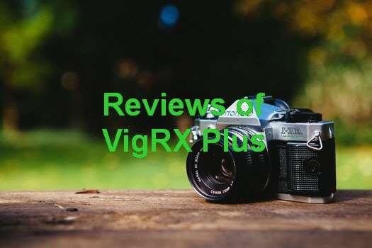 VigRX Plus Uk Supplier