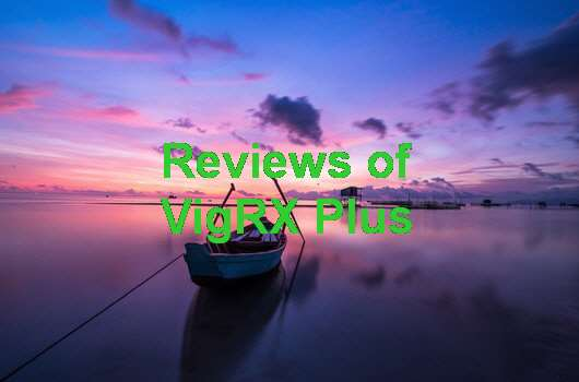 VigRX Plus From China