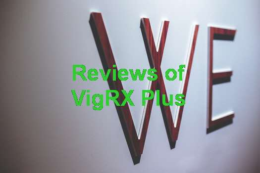 Contents Of VigRX Plus
