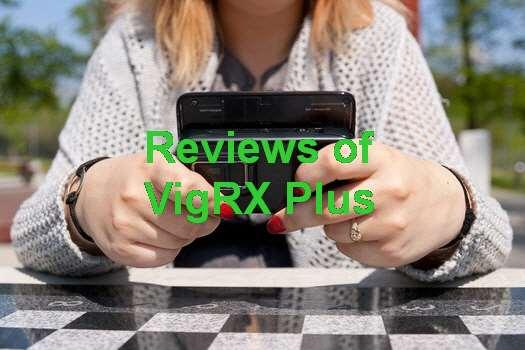 VigRX Plus Male Enhancement Pills Review