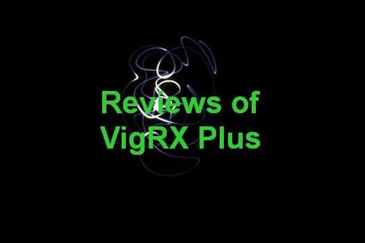 Does VigRX Plus Works