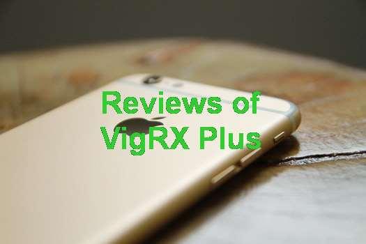 VigRX Plus Manufacturer