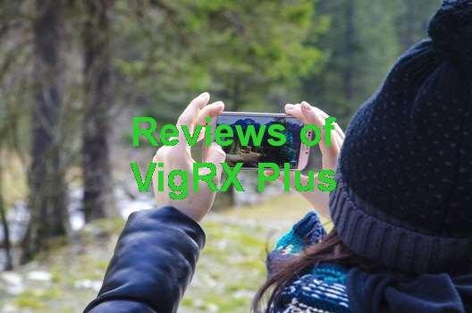 VigRX Plus With Food