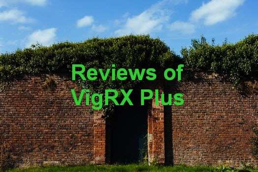 VigRX Plus In London