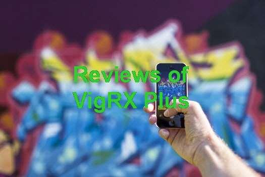 Manufacturer Of VigRX Plus