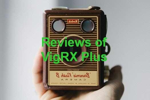 Reviews For VigRX Plus